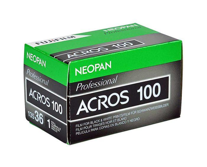 Fuji ACROS 100-36