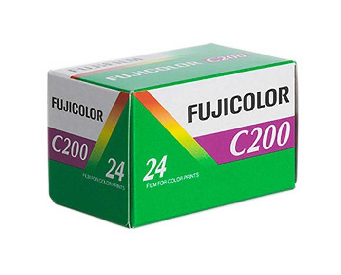 Fuji color C200-24