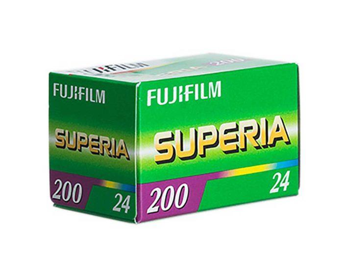 Fuji Superia 200-24