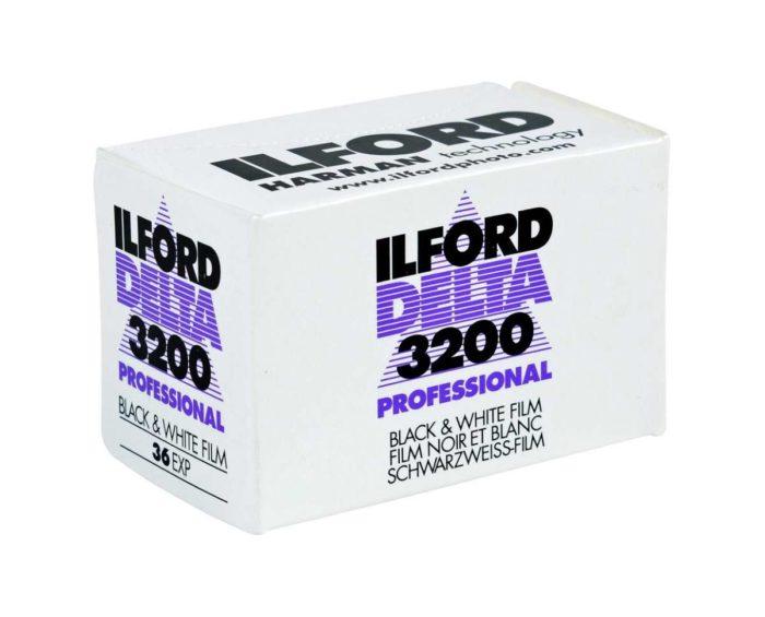 Ilford DELTA 3200-36