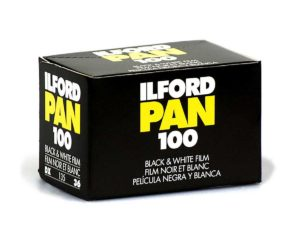 Ilford PAN 100-36