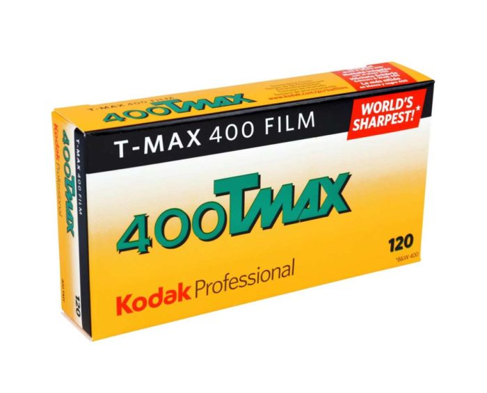 Kodak T-MAX 400