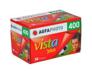 Agfa VISTA+ 400-36