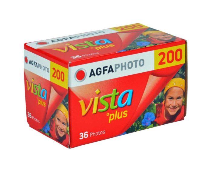 Agfa VISTA+ 200-36