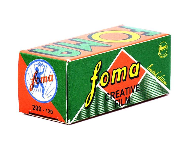 Лимитированная Fomapan Retro — отличный подарок по доступной цене!